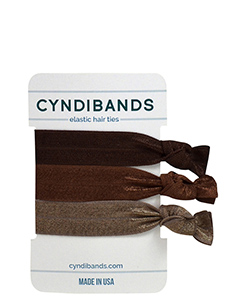 3 pack hair ties