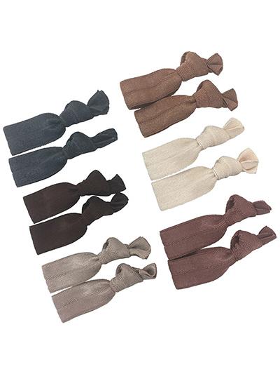 minis hair ties for braids