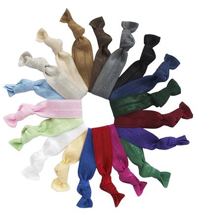 no-dent hair ties mega set