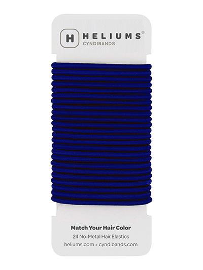 4mm no-metal hair elastics