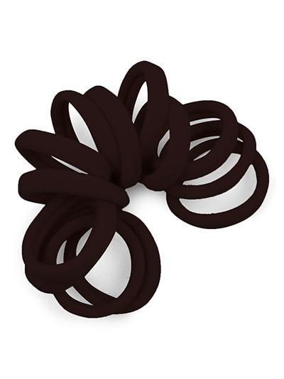 gentle hold seamless fabric hair ties