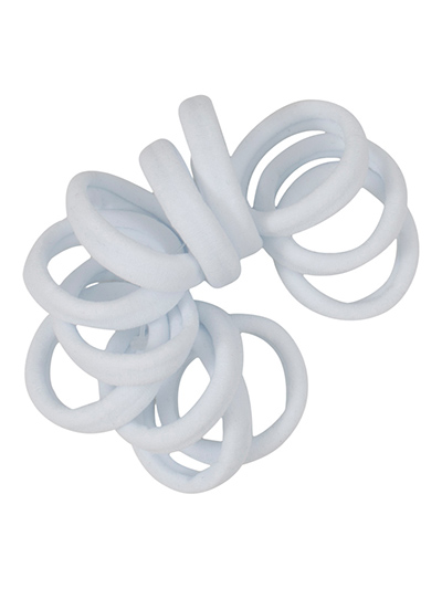 gentle hold seamless hair ties