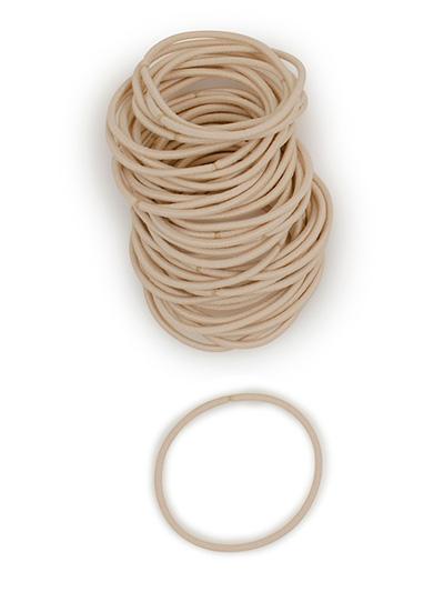 2mm hair elastics