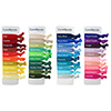 hair ties bulk solid color