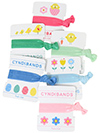 hair ties spring single packs