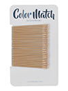 bobby pins color match enamel