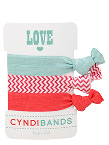 love hair ties 3 pack