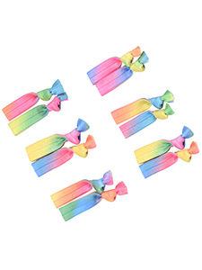 minis hair ties for kids and braids