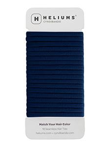 skinny seamless 6mm hair ties